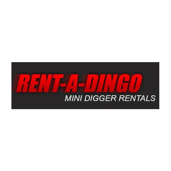 Rent-a-Dingo mini digger rentals
