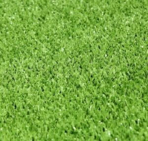 A close up of synthetic grass